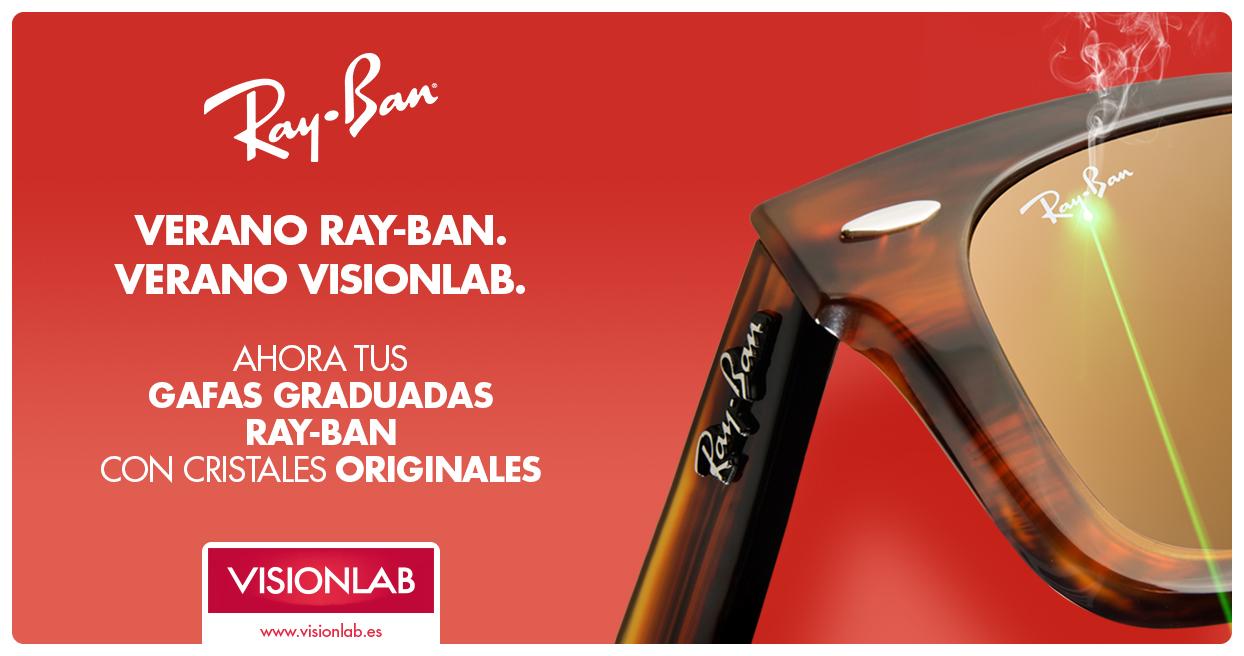 gafas ray ban visionlab
